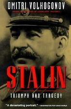 Stalin: Triumph and Tragedy-ExLibrary