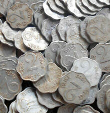 2 PAISE..ALUMINIUM COIN...35 COINS LOT IN FINE CONDITION WITH FREE SHIPPING