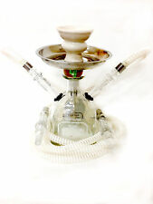 Patron® Hookah Shisha Narghile Chicha 750ml Double Hose Glass Bottle Hand Made