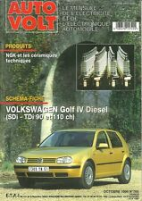 Auto Volt - Oktober 1999 - Nr.760 - Volkswagen Golf IV Diesel