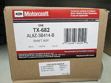 Ford Motorcraft TX682 OEM AL8Z-3B414-B Joint and Stub Half Shaft Assembly