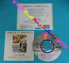 CD Gap Band Tribute To Nino Rota NLJ 954-2 SOUNTRACK COMPILATION ITALY 95(OST1)