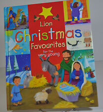 LION CHRISTMAS FAVOURITES FOR THE VERY YOUNG BY LOIS ROCK 2008 1ST EDITION