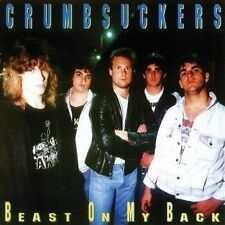 CRUMBSUCKERS Beast on My Back LP Thrash/Speed Metal NYHC