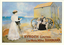 ROBERT  OPIE  ADVERTISING  POSTCARD  -  KYNOCH  LIMITED