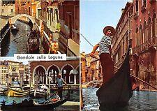 BR784 Italia Gondole sulla Laguna multivues  italy
