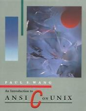 An Introduction to ANSI C on Unix (Computer Science), Good Books