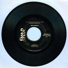 Philippines WATAWAT Sinta Ko OPM 45 rpm Record