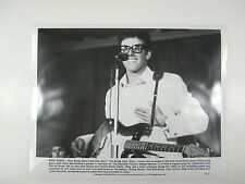 The Buddy Holly Story Press Photo - Gary Busey with Stratocaster