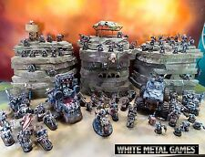 Mad Max Themed Ork Warhammer 40k Fury Road Theme Orks Army Commission Service