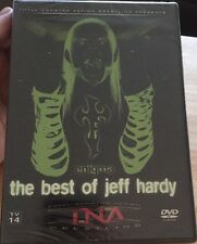 TNA Wrestling - Enigma: The Best of Jeff Hardy (DVD, 2005, 2-Disc Set) Wwe