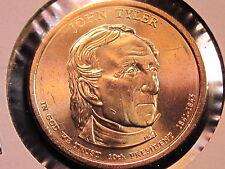 2009-D $1 John Tyler Presidential Dollar