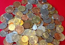 Uncirculated World Coins // Over 100 Countries  // 5 COINS