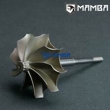 MAMBA Turbo Turbine Shaft Wheel TD06HR w/ 9 Blade For Mitsubishi 4G63T EVO 4~9