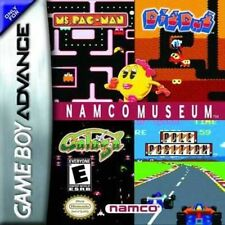 Namco Museum - Game Boy Advance Gba Sp DS