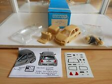 Model kit Provence Moulage Renault Clio V6 24V 1999 on 1:43 in Box (Unbuild)