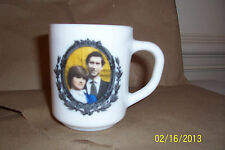 Princess Diana Commeratiuve Wedding Mug