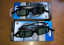 2x Samsung SSG-3050GB 3D Active Glasses