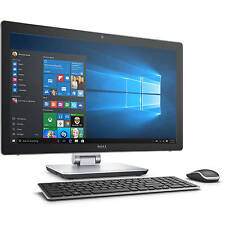 DELL Inspiron 24 7459 23.8 AIO i7-6700HQ 12GB 1TB HDD FHD TOUCH 1080p GT940M 4GB