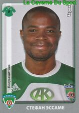 369 GUY ESSAME CAMEROON FK.TEREK GROZNIY STICKER PANINI RUSSIA LEAGUE 2012