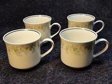 Johann Haviland Bavaria Forever Spring Tea Coffee Cups FOUR MINT!