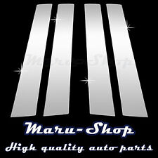Chrome B-Pillar Post Decal Sticker Trim for 99~05 Hyundai Sonata