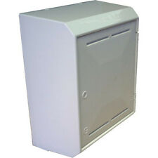 MARK 2/MK II WHITE SURFACE MOUNTED GAS  METER BOX/METERBOX  + KEY