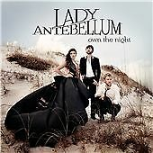 Lady Antebellum - Own the Night (CD 2011) VG+ condition