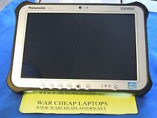 BAR CODE SCANNER/2D LASER/Toughpad FZ-G1 PANASONIC TOUGHPAD WIN 7/ WAR CHEA