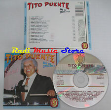 CD TITO PUENTE AND HIS ORCHESTRA el timbal 1994 italy CAMEO 3523(Xs6)mc lp dvd
