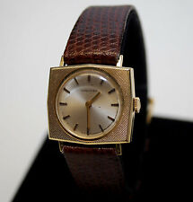 Vintage Ladies Longines 14K solid Yellow Gold Wind-up Watch