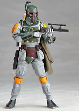 Figura de accion Star Wars Revoltech The Bounty Hunter Boba Fett Action Figures