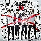 CD 5 SECONDS OF SUMMER DROPOUT NEW