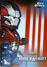 Kids Logic Egg Attack Iron Patriot A.I.M Version