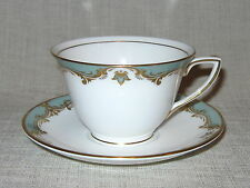 Royal Worcester Devonshire Cup and Saucer