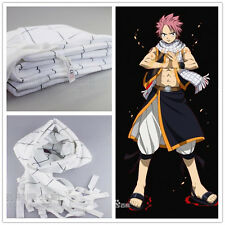 HOT Anime Fairy Tail Natsu Dragneel Scarf Cosplay Costume Cute Toy Gift