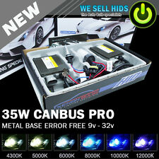 CAN BUS PRO KIT BMW E46 E60 E90 E39 E53 Series 3 5 X5 H7 HID XENON CONVERSION