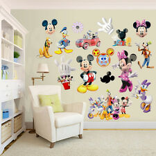 Mickey Mouse Clubhouse Room Decor -  Wall Decal Removable Sticker
