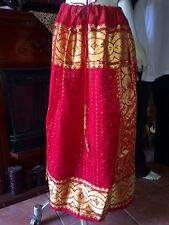 Beautiful  Nice Skirt made in India~~Nice for Halloween  Costume too~~sz~XXL