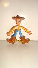 FIGURINE DISNEY PIXAR 2002 TOY STORY  WOODY LE COW BOY (8x7cm)