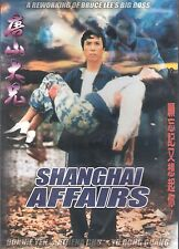 Shanghai Affairs DVD Donnie Yen English Subtitled