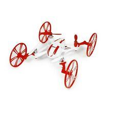 UDI RC 2.4Ghz 4 Channel 6 AXIS small UFO w/HD camera & protection-Red/White- NEW