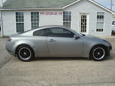2004 Infiniti G35 Coupe Salvage Rebuildable Repairable