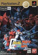 Used PS2 Mobile Suit Gundam Federation vs. Zeon DX SONY PLAYSTATION JAPAN IMPORT