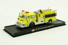 Giant Fire Truck ALF Century Pumper, American LaFrance 1977 Diecast 1/64 No 5