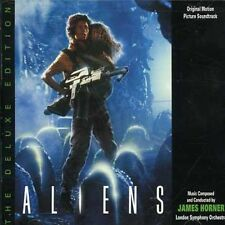 Aliens - James Horner (2001, CD NIEUW) Music BY James Horner
