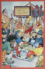 ENID BLYTON Signed 13x9 Photo Display NODDY Author COA