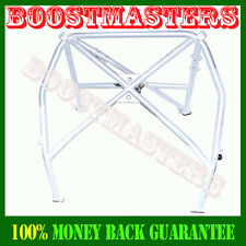 05-09 Porsche Coupe 2D 997 Body 4 Point Roll Cage     Silver