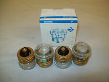 GOULD BOX OF 4 GTL 30  30 AMP TIME DELAY SCREW/TWIST IN FUSES 125 VAC