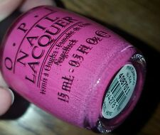NEW! OPI Nail Polish Vernis PINK FLAMENCO